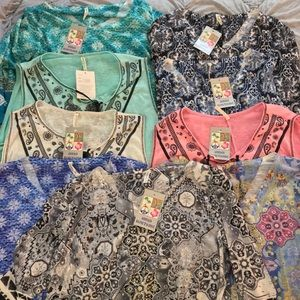Wholesale lot nwt india boutique cover up